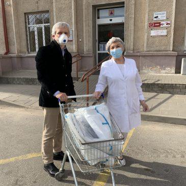 Prisidedame prie pandemijos stabdymo